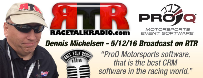 Race Talk Radio with Dennis Michelsen