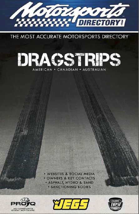 dragstrip directory