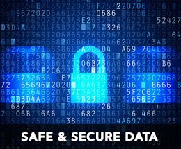 Safe, Secure and Accurate Data